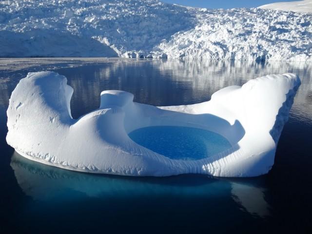 남극 로스해 - 위키미디어 제공