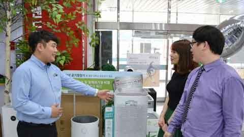 자연환경 변화가 집안 필수 가전제품도 바꿨다
