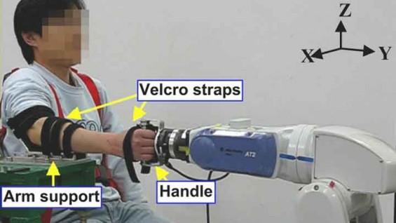 뇌졸중 환자 손목 유연성 측정하는 로봇 나왔다