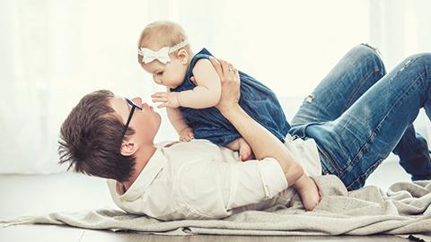 영아기 때 아빠의 육아가 꼭 필요한 이유