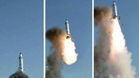 최근 기술 급진전한 北 미사일은?