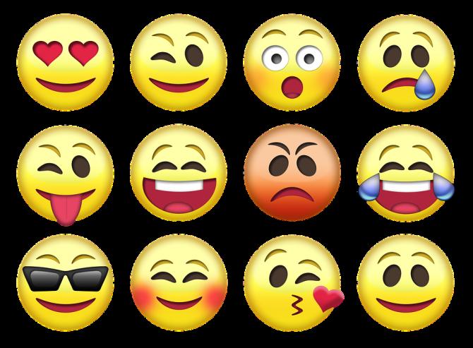 기본적 인간 감정은 6-7개 정도로 추정된다. 그러나 이는 사회문화적 맥락과 상황, 사고 내용과 결합하면서, 무수히 많은 종류의 감정을 낳는다. - pixabay 제공