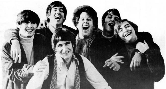 White Whale Records. 60년대 미국 락밴드 ' The turtles'의 앨범 사진. 67년에 'Happy together'라는 노래로 큰 인기를 끌었다. 감정과 사고는 양방향성을 가지고 있기 때문에, 인간은 '이유 없는' 웃음을 통해서도 기쁨을 느낄 수 있다. - Billboard 제공