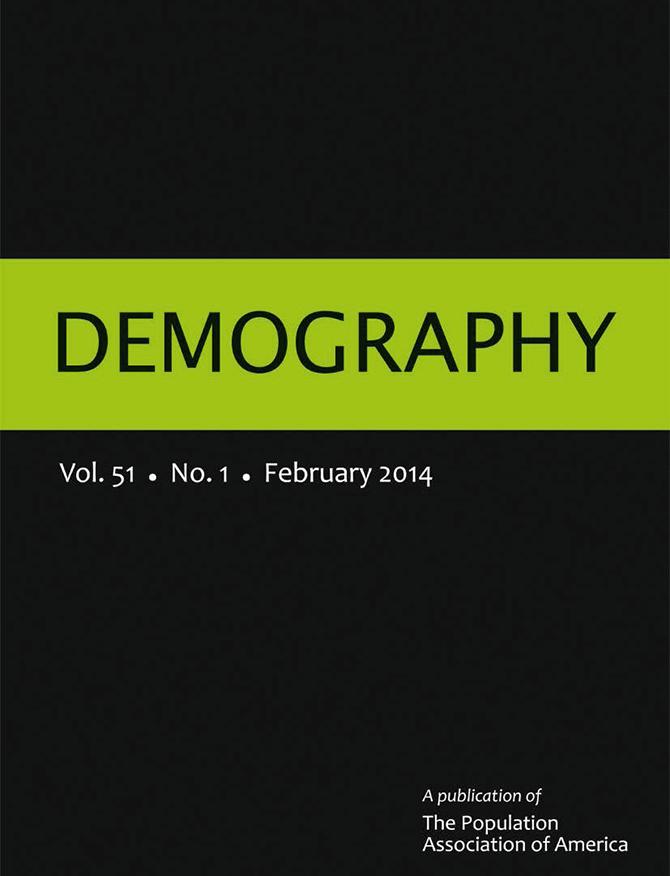 Demography 제공