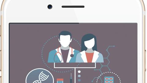 스마트폰으로 질병을 진단하는 해외 앱들