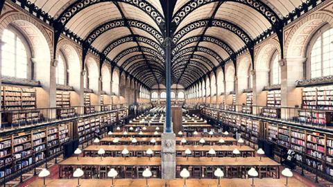 세계에서 가장 아름다운 도서관들