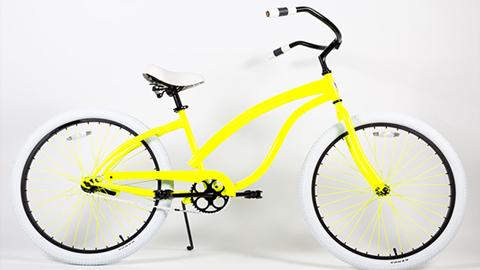 암환자 어린이를 위한 예쁜 자전거