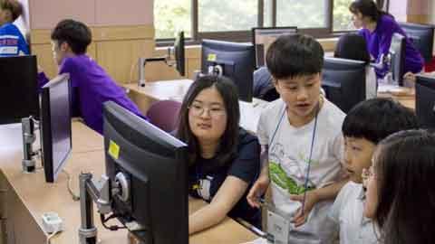 네이버 커넥트 재단, 올해 초중등 5000명에 SW 교육 기부