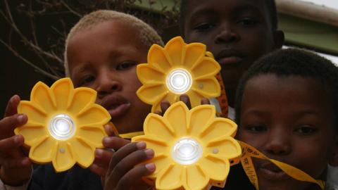 오지 아이들에게 햇빛을 선물하는 법