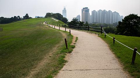 [때와 곳 13] 산책 공원: 다양한 이유가 있는 곳