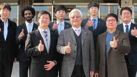 한국팀, NASA 주최 '우주기지 건설 기술 대회' 우승