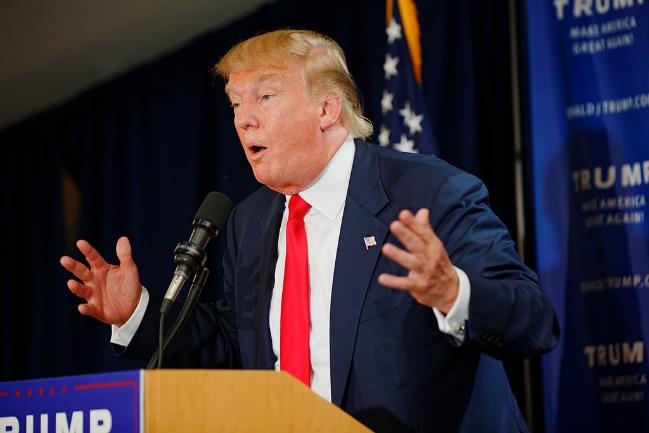 도널드 트럼프는 반이민정책, 멕시코 국경 장벽 건설 등을 추진하면서, 고립주의 정책을 추구하고 있다. 현대판 축객령이라고 할 만하다. - Michael Vadon 제공