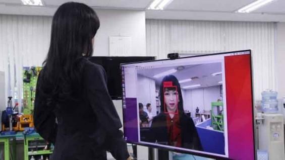 인공지능(AI)으로, 사람 표정 꼭 닮은 로봇 만든다