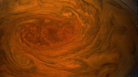 클로즈업, 지구보다 큰 '태양계 최대 폭풍'