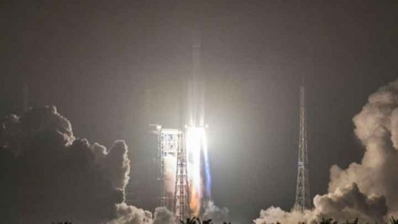 중국의 우주 굴기, 국제 협력·상업화로 이어간다