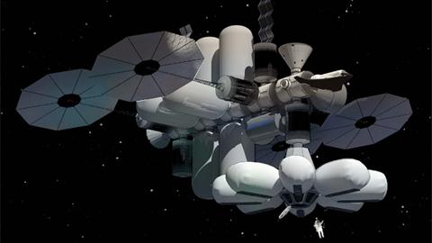 MIT 대학원생이 설계한, 우주 호텔