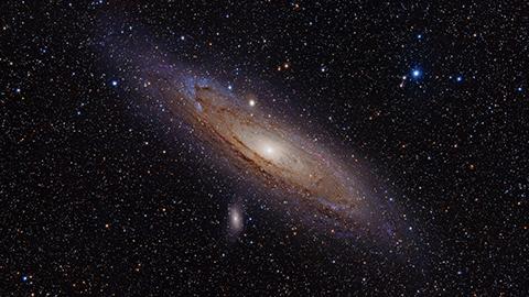 은하 회전 속도 차이 나는 이유 밝혔다