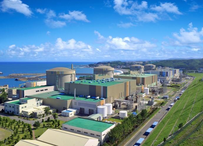 월성 원자력발전소. - 위키미디어 제공