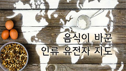 [카드뉴스] 음식이 바꾼 인류 유전자 지도
