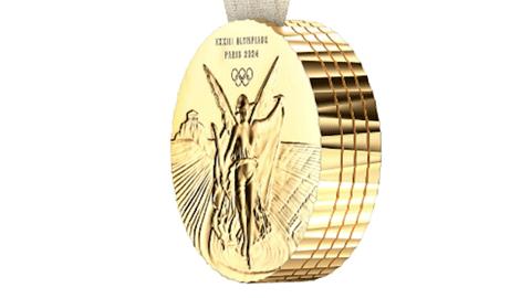 '2024년 파리 올림픽 메달' 컨셉트 화제