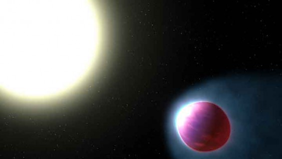 대기층에 성층권있는 외계행성 발견