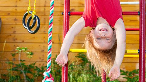 위험한 놀이를 즐긴 어린이가 더 강한 체력과 사회성을 갖는다?
