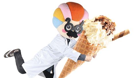 달콤하고 시원한 아이스크림을 만들어라!