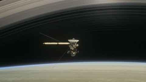 토성탐사선 '카시니' 최종임무 시작… 9월 15일 20년 삶 마친다