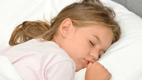 평균 수면시간보다 덜 자는 우리아이, 괜찮을까요?