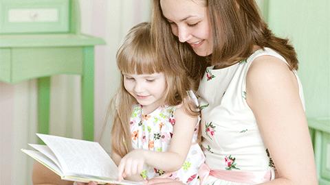 아이들 언어발달에 도움이 되는 건 어떤 책일까?