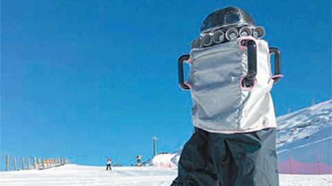 사람 닮은 스키로봇, 국내 연구팀 세계 첫 개발