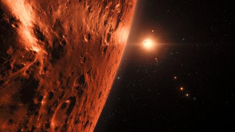 지구와 닮은 꼴 외계 행성, 물 있을 가능성 높다