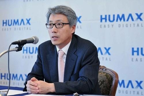 변대규 휴맥스홀딩스 회장 겸 네이버 이사회 의장