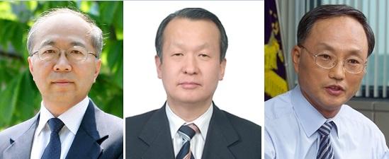 (데스킹 전) 국가과학기술연구회 신임 이사장 원광연·유진·유희열로 압축
