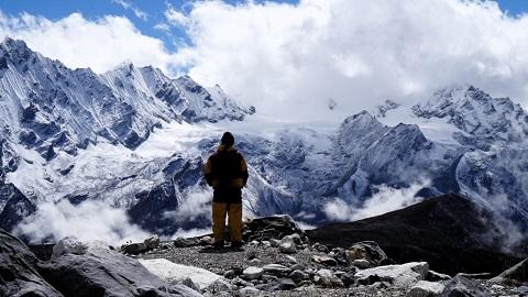 지구온난화 따른 아시아 고산빙하 운명은?