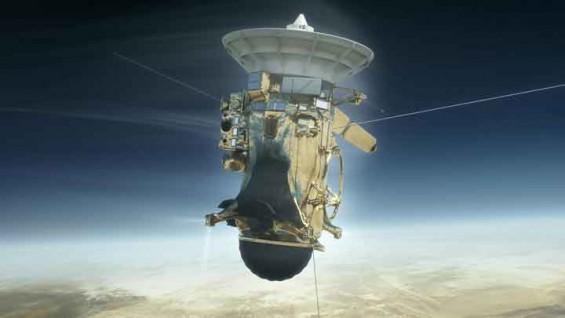 [카드뉴스] 마지막 임무를 준비하는 토성 탐사선 '카시니'의 성과 9가지