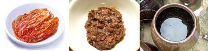 식품연 연구진은 김치, 된장, 간장 등 한국 전통 발효식품에서 당뇨합병증 예방 효과를 가진 미생물(프로바이오틱스)를 발굴하는 데 성공했다. - 위키미디어 제공