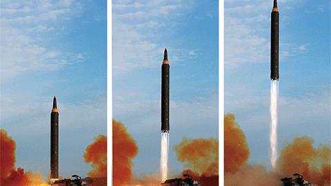 올들어 벌써 17번, 北 미사일 도발 탄도미사일 둘러싼 궁금증 4