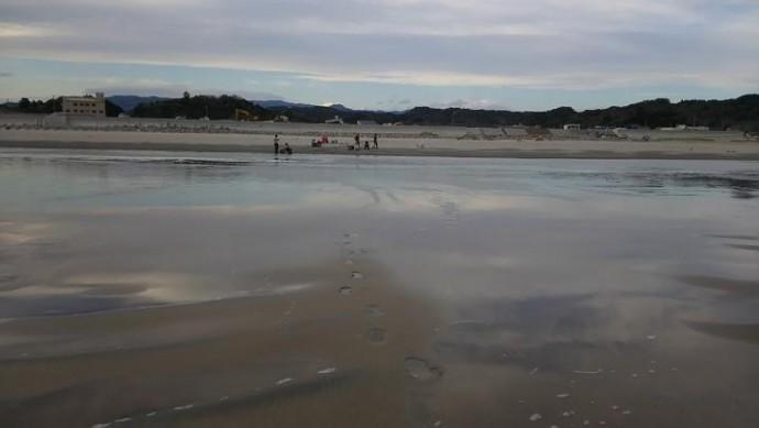후쿠시마 인근 해안가의 모습. - 일본 가나가와대 제공