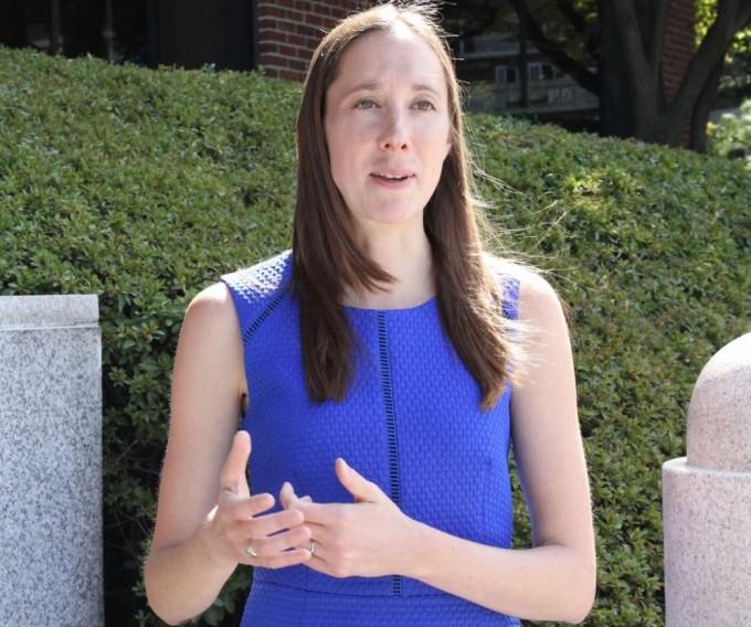 레이첼 하울위츠 미국 카리보바이오사이언시스 최고경영자(CEO)이자 공동창업자. - IBS 제공