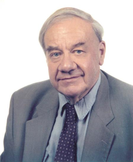 올해 3월 별세한 영국 출신 실험 물리학자 로널드 드리버 미국 캘리포니아공대(칼텍) 명예교수. - 미국물리학회 제공
