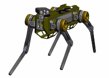 MIT 치타로봇(Cheetah 3)