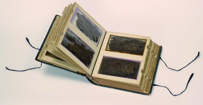 영국 런던의 과학박물관은 11월 4일 개막하는 '눈부신 인도-과학과 혁신의 5000년' 전시회에서 숫자 0의 역사를 담고 있는 바크샬리 필사본을 전시할 예정이다. - Bodleian Libraries, University of Oxford 제공