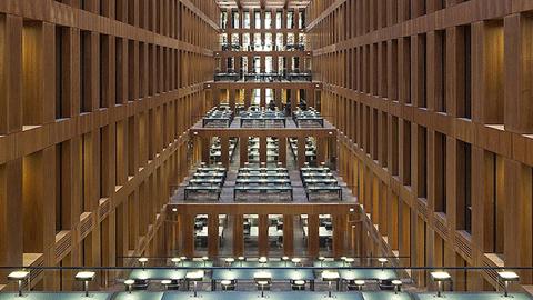 거대한 예술 작품이 된 유럽 도서관들