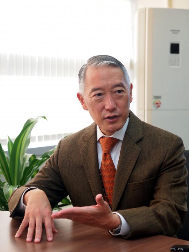 제롬 김 사무총장은