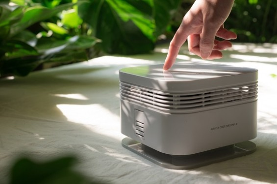 잘가라 미세먼지, 10년 연구의 끝 공기청정기 시장출시