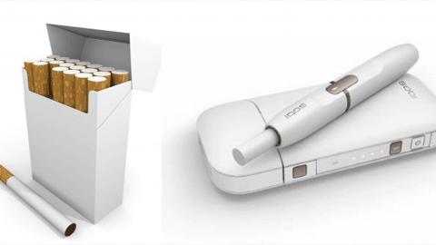 [사이언스 지식IN] 연초형 일반 담배 VS 궐련형 전자담배, 건강은요?