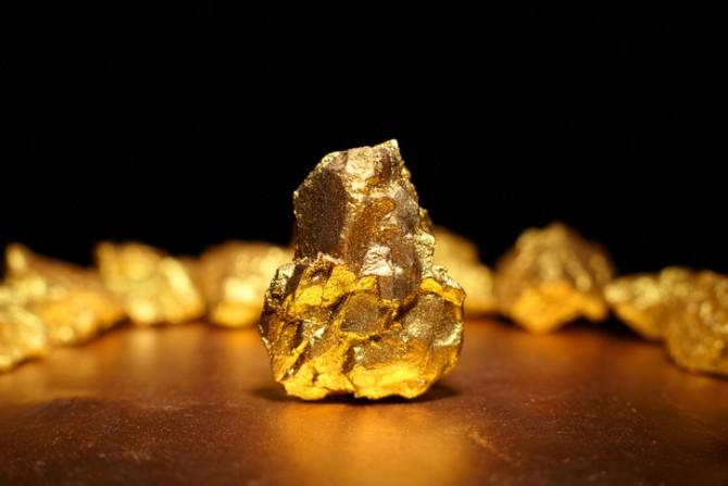욕망의 광물, 황금빛 금광은 어떻게 만들어질까 - GIB 제공