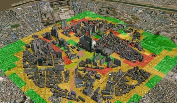 [싱크홀 전쟁] 도심 속 지뢰 싱크홀, 한국은 IoT로 막는다