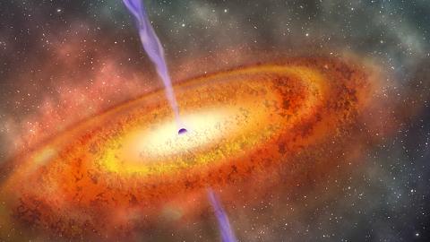 역대 가장 먼 준항성체 발견...초기 우주 수수께끼에 한걸음 더
